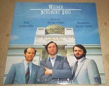 Wiener Schubert Trio GRIEG / ZEMLINSKY / SHOSTAKOVICH - Pan 170 012 SEALED