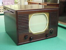 "Classic 1940's Olympic TV-104 10"" Table Top TV"