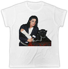 MICHAEL JACKSON ,MENS T SHIRT, DESIGNER, SUMMER SHORT SLEEVE T SHIRT*