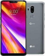 LG G7 ThinQ 64GB Platinum Gray Unlocked  6.1'' (G710) Sprint Smartphone Grade A