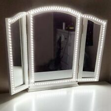 240 LED Hollywood Mirror Lights Dressing Vanity Makeup Desk Table Light Bright
