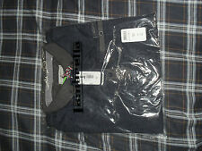 lambretta half polo large navy blue bnwt