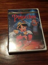 PINOCCHIO Walt Disney GOLD COLLECTION ~ NEW FACTORY SEALED