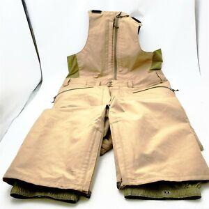 Burton GORE-TEX Reserve Bib Pants - Men's, Size: M -READ!!!-