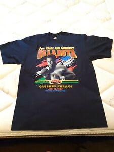 Oscar de la hoya vs Miguel angel gonzalez shirt from fight Jan 18 1997 New XL