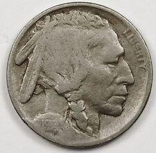 1914-d Buffalo Nickel. F.-V.F. 107160