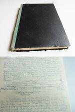 Carbons Militär-briefe 1914/15 Railway France Montwy Gumbinnen Rebk 3