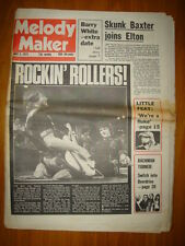 MELODY MAKER 1975 MAY 3 BAY CITY ROLLERS LITTLE FEAT
