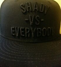 Eminem Shady Vs Everybody New Era Strapback Limited Edition of Only 99 made!
