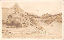 c.1910 RPPC Home on Zacate Arroyo Laredo TX