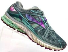 7cac3e37a88cb Brooks Ravenna Gray Teal Running Athletic Shoes 1201821D037 Women s 7 D