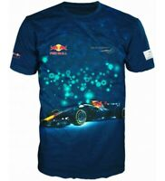 New T Shirt Aston Martin Motrosport Racing Formula 1 Sport Team Blue Sale S-3XL