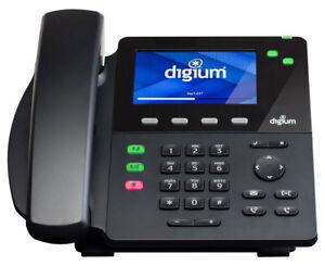 Digium D62 2-Line SIP w/ HD Voice