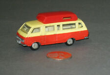Vintage TOMICA TOYOTA HIACE Commuter Toy Diecast Van Car 1975 JAPAN