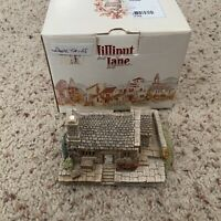 """Lilliput Lane Collectible Cottages """"Dovetails""""  in original box."""