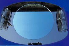 Très Beau Grand Miroir FONTANA ARTE avec appliques  - Mirror with sconses - N°2