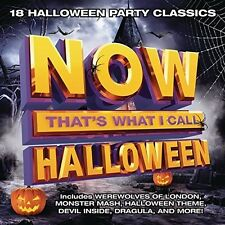Various Artists - Now That's What I Call Halloween [New CD]