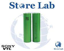 Originali Batteria SONY VTC5 18650 2600mAh 30A Pila Ricaricabile - 2pz. ORIG ITA
