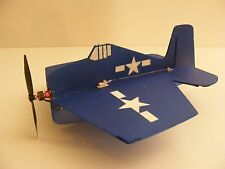 """Mini-Hellcat"" RC indoor park flyer electric airplane kit"