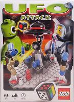 LEGO 3846 Spiel Ufo Attack 86 Teile, 2-4 Spieler, 6+, 10-15 Min NEU NEW Sealed