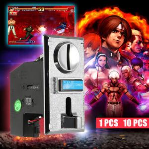 Multi Coin Acceptor Selector Mechanism Vending For Arcade Game Console Vending