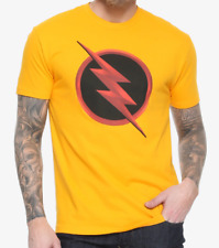 DC Comics THE FLASH REVERSE FLASH T-Shirt NEW Licensed & Official