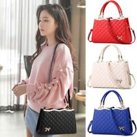 Women Handbags Leather Satchel Shoulder Bag Tote Messenger Crossbody Purse
