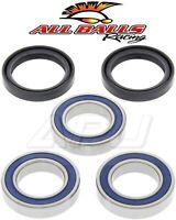 Rear Wheel Bearings RMZ250 04-06 KLX450R 08-09 KX125 03-05 ALL BALLS FreeShip