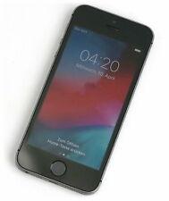"""Apple iPhone SE B- Ware Bildfehler 16GB schwarz-silber 4"""" Retina Frontkamera def"""
