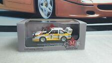CMR MODELS - 1986 AUDI SPORT QUATTRO MONTE-CARLO RALLY - 1/43 SCALE MODEL WRC03B