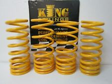Superlow Front & Rear KING Springs to suit Ford Falcon XE XF 6cyl Models