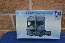 Italeri Scania 144 Millenium Truck Model Kit #3805 1:24 Scale