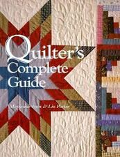 Quilter's Complete Guide Fons, Marianne, Porter, Liz Hardcover Used - Very Good