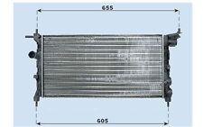 BOLK Radiador, refrigeración del motor OPEL CORSA COMBO TIGRA BOL-C011554
