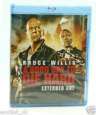 A Good Day to Die Hard Blu-ray Region B NEW SEALED Bruce Willis