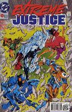 Extreme Justice #0-1 (JLA Dc Comics)