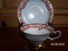 Retro Art Decor Hutschenreuther Bavaria Cup&Saucer Set