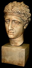 Greek Athlete Statue Metropolitan Museum Sculpture Bust