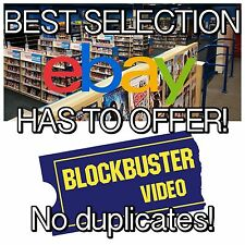 100 ASSORTED DVD Movies 100 Bulk DVDs - DVD Lot Wholesale DVDS 100% SATISFACTION