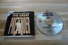 FREDDIE MERCURY - The great pretender - CD 2 TITRES !!! france !!