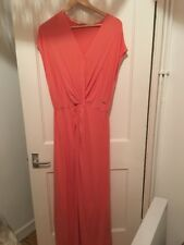 BNWT Hugo Boss Boss Orange Maxi Dress Stretch Medium