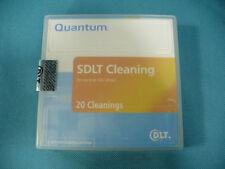 Quantum SDLT Cleaning Tape Cartridge SDLT 220, SDLT 320, SDLT 600, SDLT 600A