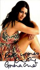 Cute KRISTY GALLACHER Signed Photo