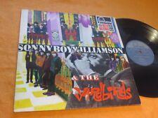SONNYBOY WILLIAMSON & the YARDBIRDS Dutch Fontana. Vinyl/Cover:very good