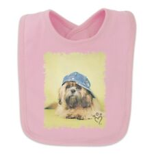 Shih Tzu Dog Baseball Cap Hat Baby Bib