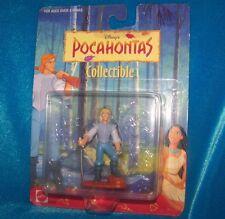 Disney Pocahontas John Smith Figure PVC Collectible 1990s Vintage New Sealed NOS
