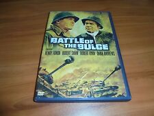 Battle of the Bulge (DVD, Widescreen 2005) Robert Shaw, Henry Fonda Used