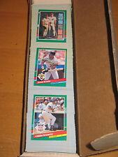 1991 Donruss Baseball  770  Card Set + Willie  Stargell  Puzzle