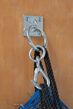 NEW Shires Haynet Tie Ring - Eliminates Tying / Knots Safe & Quick - Stable Yard