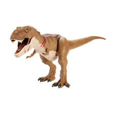 Jurassic World Battle Damage Roarin' Super Colossal Tyrannosaurus Rex Figure NEW